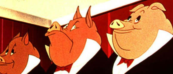 squealer in animal farm In 'animal farm' by george orwell, squealer, the porker, elevates to a position of prominence because of his astonishing ability to persuade the.